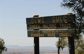 Gunnedah Accommodation - Porcupine Lookout and Bindea Walking Track